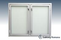 Gablota szklana 09-DS3,2-VQ