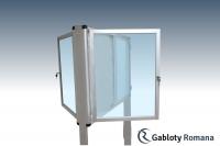 Gablota szklana WWDB