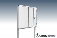 Gablota szklana WJC3