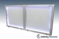 Gablota szklana 21-DGPT_6-XQ