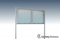 Gablota szklana WDGPT6