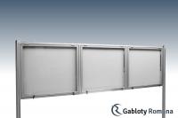 Gablota szklana WTSPT6