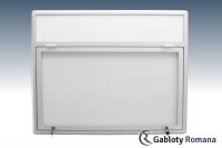 Gablota szklana JG3-F