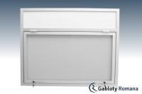 Gablota szklana JG3,2-F