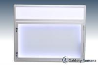 Gablota szklana JBP6-F