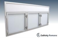 Gablota szklana 21-TS3,2-F-QV