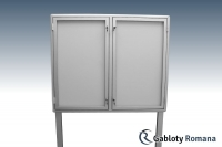 Gablota szklana 32-WDS3-YX