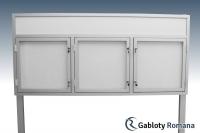Gablota szklana WTS3,2-F