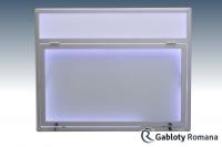 Gablota szklana JGPT_6-F