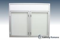 Gablota szklana DS3,2-F