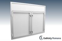Gablota szklana 15-DS_3,2-F-QV