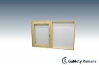 Gablota szklana JCD7