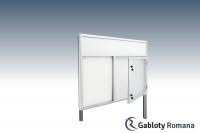 Gablota szklana 18-WJC3-F-QV