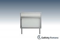 Gablota szklana WJBP6-F