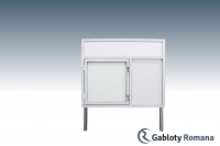 Gablota szklana WJC3,2-F