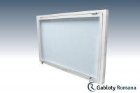 Gablota szklana JGP6,2