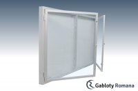 Gablota szklana DSP6,2