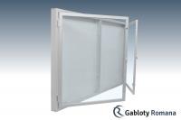 Gablota szklana 12-DSP_6,2-ZQ