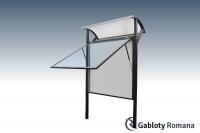 Gablota szklana WJGPT6-D