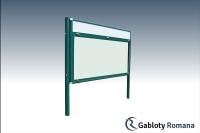 Gablota szklana 52-WDJGT13-F-QY