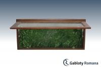 Gablota szklana JGD7