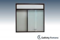 Gablota szklana JCD7-F