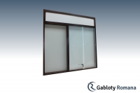 Gablota szklana 67-JCD7-F-QV