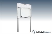 Gablota szklana WJB3-F