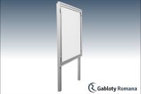 Gablota szklana WJB3,2