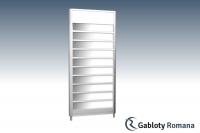 Gablota szklana 88-PN-1-QY
