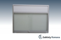 Gablota szklana PH3-F