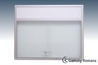 Gablota szklana 89-P6-F-VZ