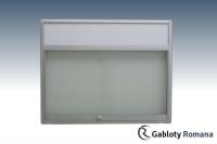Gablota szklana 05-PH6-F-VX