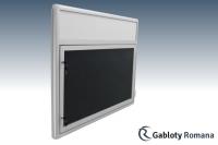 Gablota szklana JB3-F