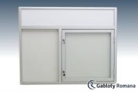 Gablota szklana 55-JC3-F-VX