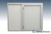 Gablota szklana 66-JC3-QV