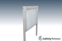 Gablota szklana WJGP6,2