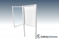 Gablota szklana WJBP6,2