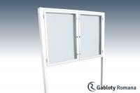 Gablota szklana WDSP6,2