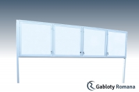 Gablota szklana WJCZB6